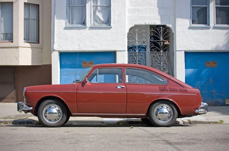VWfastback