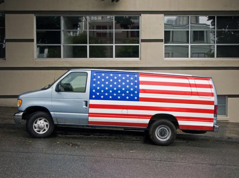 americanVan